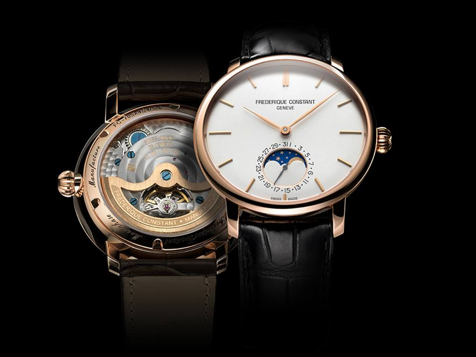 đồng hồ Frederique Constant Classic Moonphase