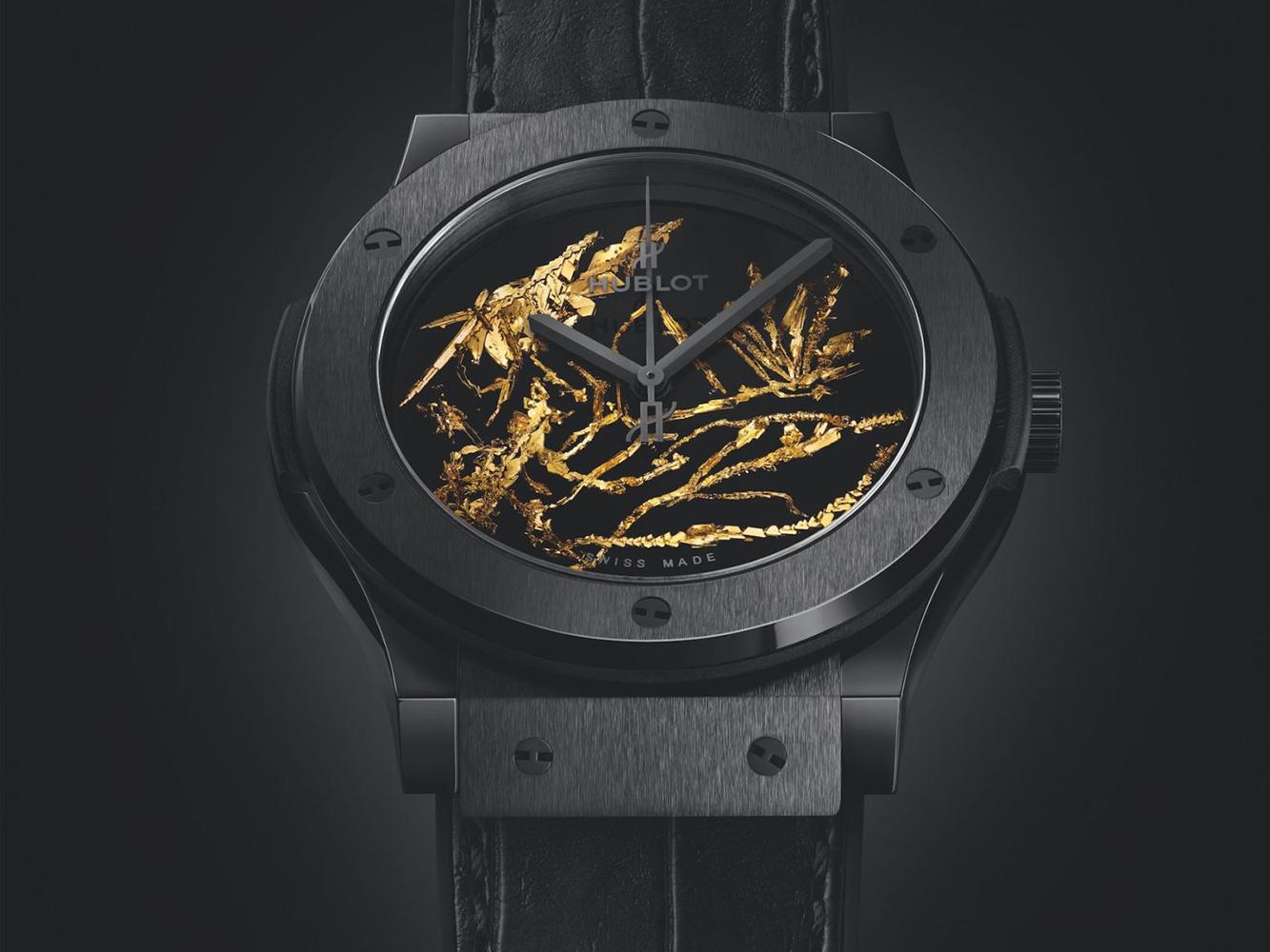 giới thiệu đồng hồ Hublot ra mắt đầu năm 2020