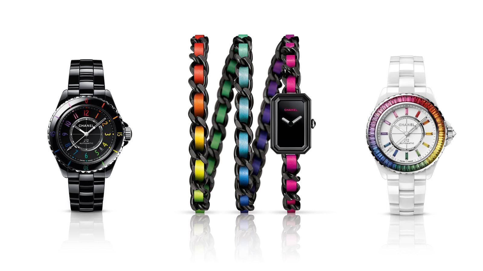 giới thiệu những mẫu đồng hồ chanel mới ra mắt đầu năm 2021