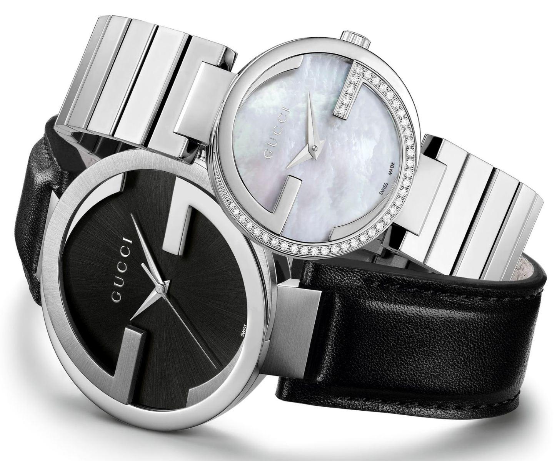 đồng hồ Gucci Interlocking nữ