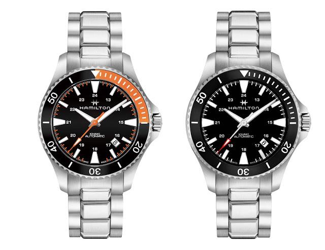 đồng hồ Hamilton Khaki Navy Scuba
