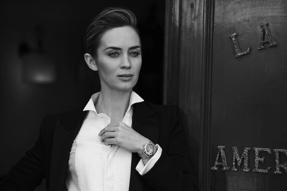 Đại sứ thương hiệu IWC Portofino Midsize - Cate Blanchett