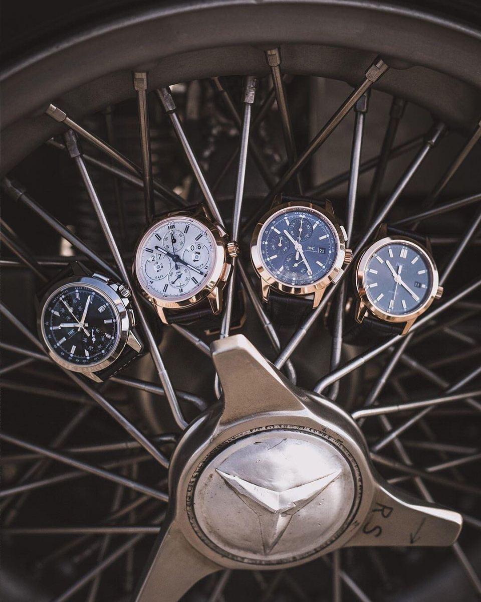 Đồng hồ Big Pilot