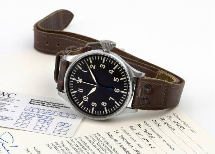 Đồng hồ Big Pilot 52 T.S.C. 1940