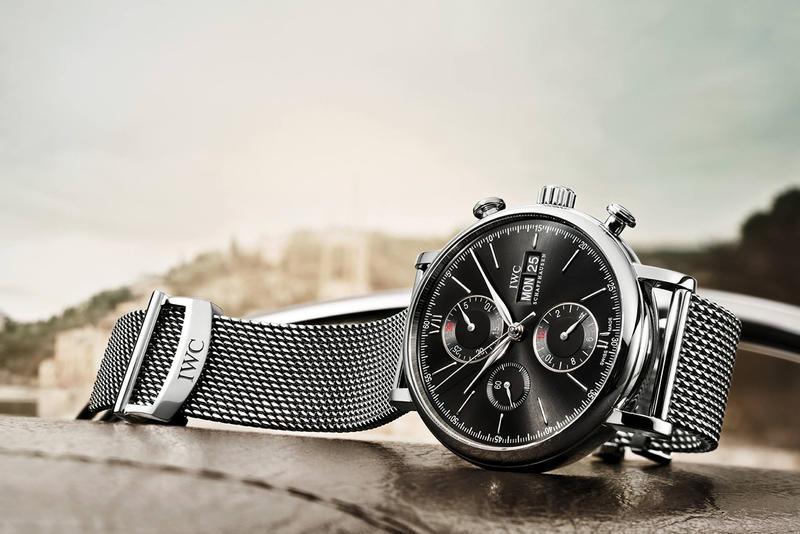 đồng hồ IWC Portofino Chronograph