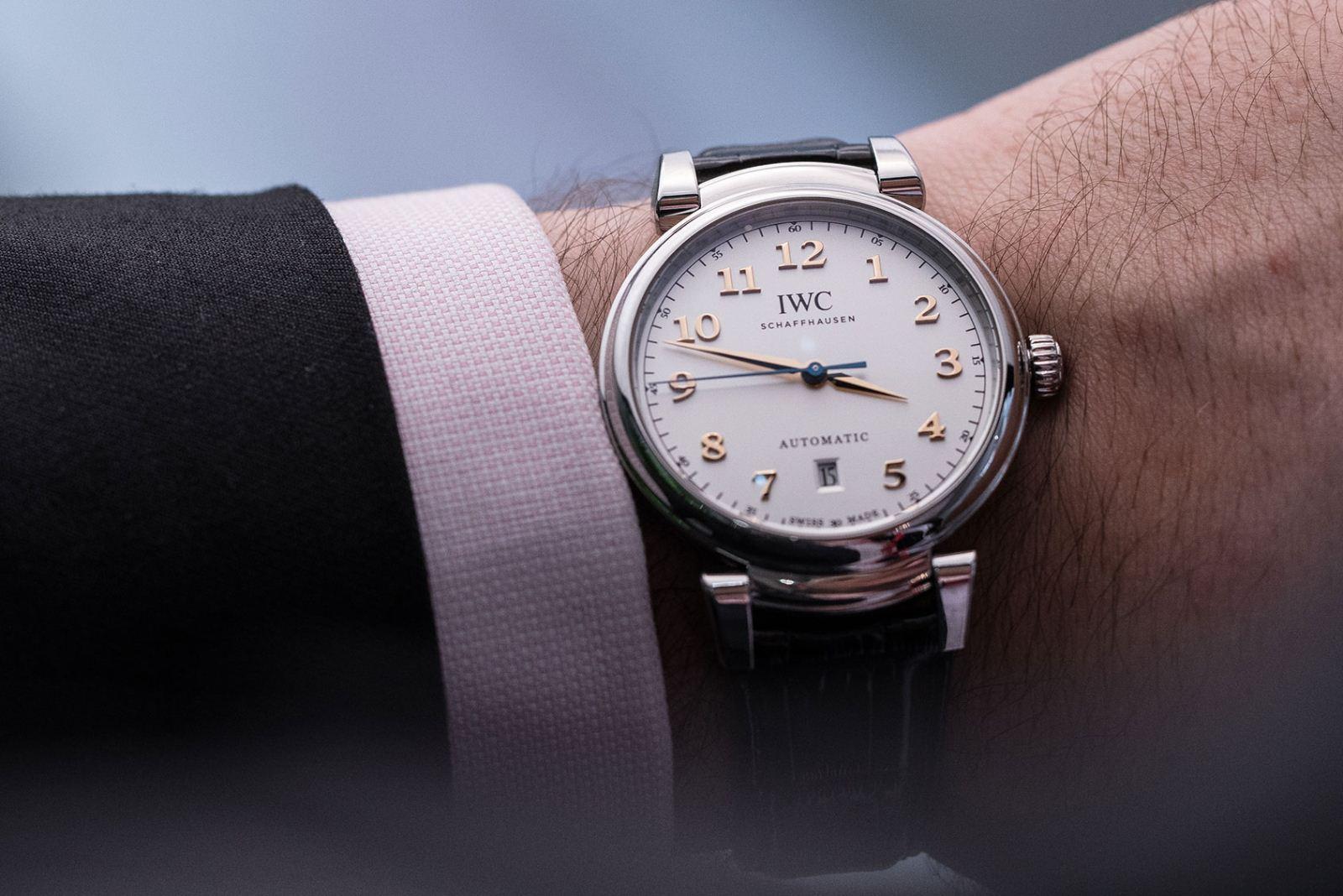 Đồng hồ IWC Da Vinci Automatic
