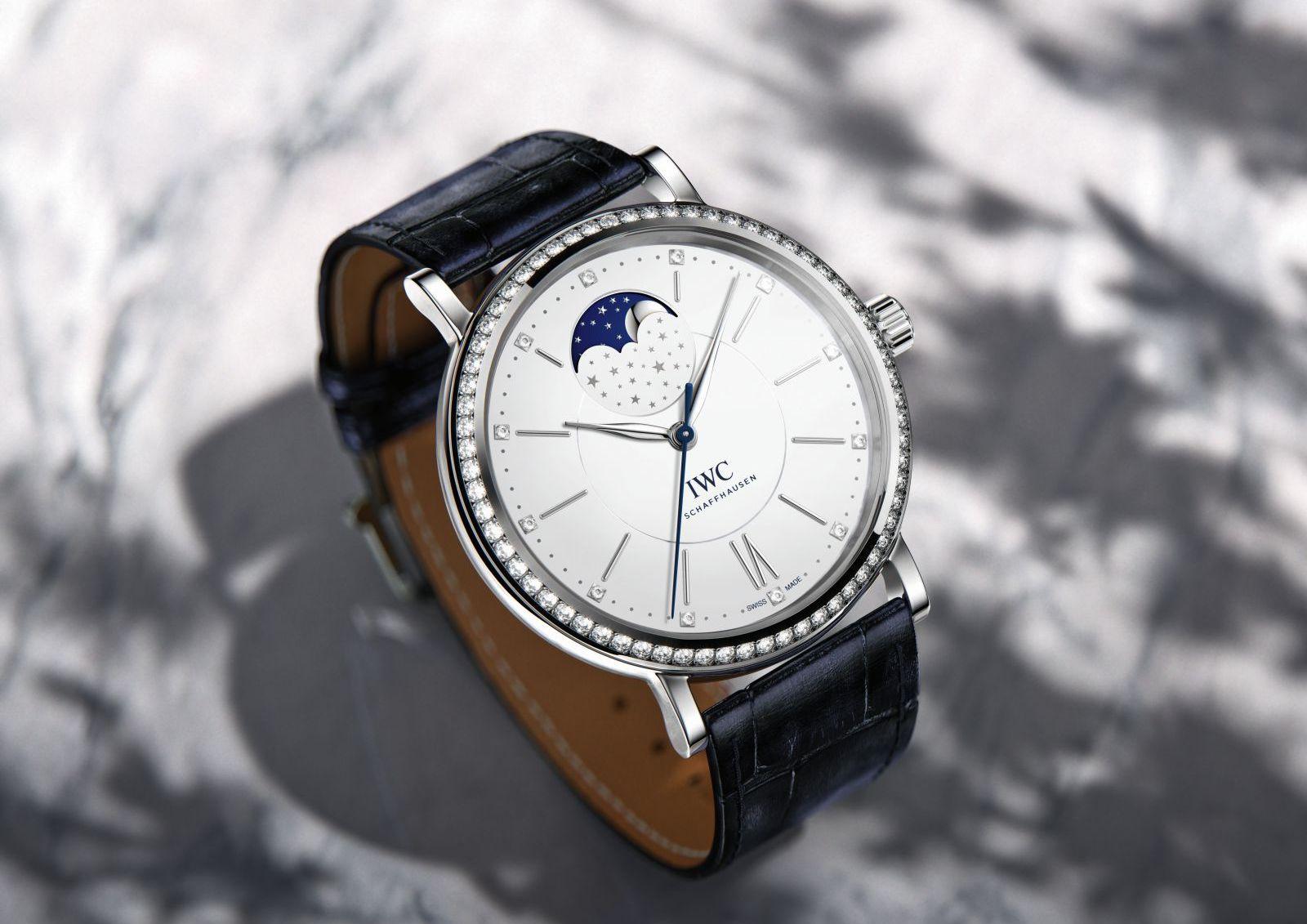 đồng hồ IWC Portofino Moon Phase