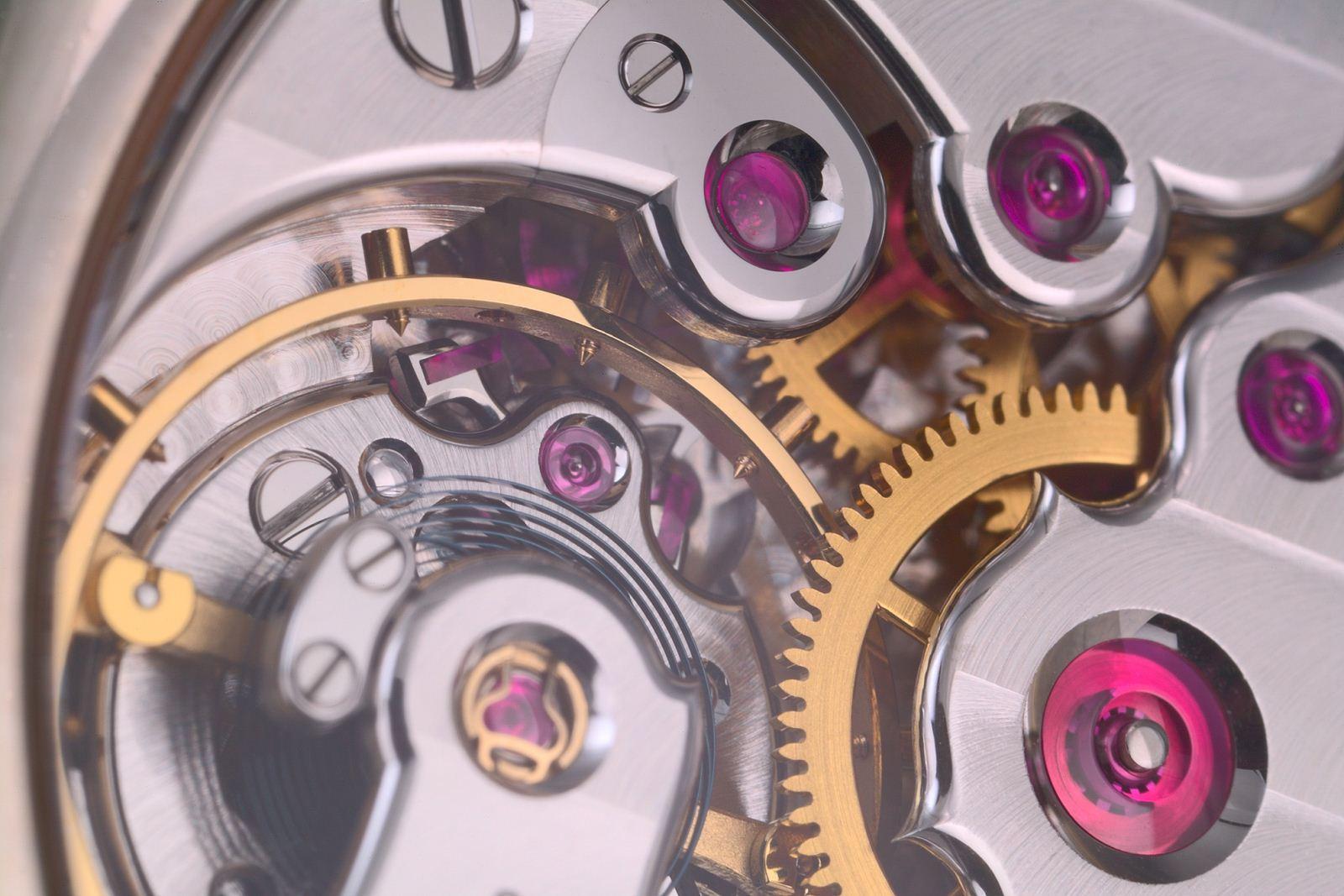 jewels của đồng hồ đeo tay
