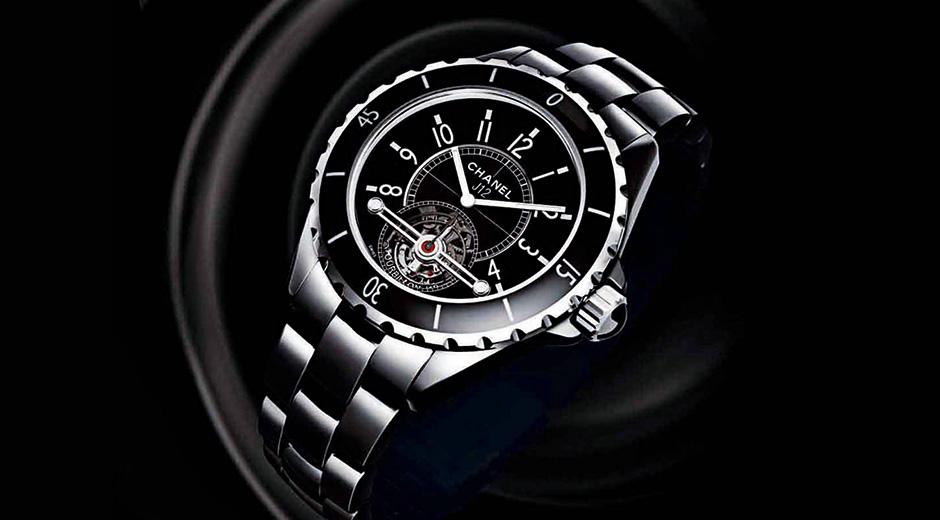 đồng hồ Chanel J12 Tourbillion