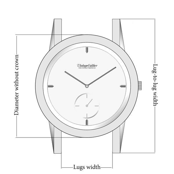 thuật ngữ đồng hồ lug to lug