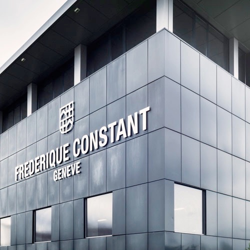 Trụ sở mới của Frederique Constant