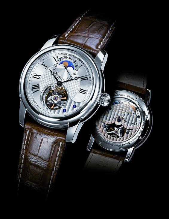 đồng hồ Frederique Constant (FC) Manufacture Worldtimer