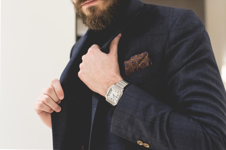 đồng hồ Cartier nam chính hãng