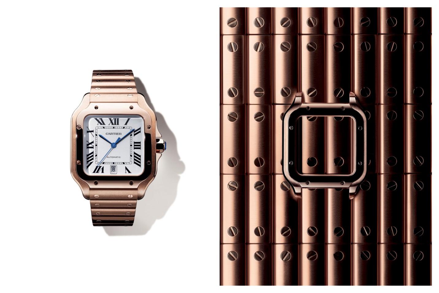 đồng hồ Cartier chính hãng