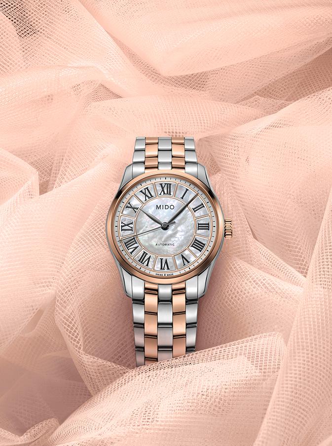 bộ sưu tập đồng hồ Mido Belluna Lady