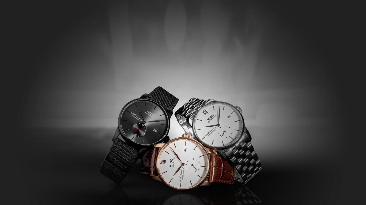 những mẫu đồng hồ hàng hiệu của Mido