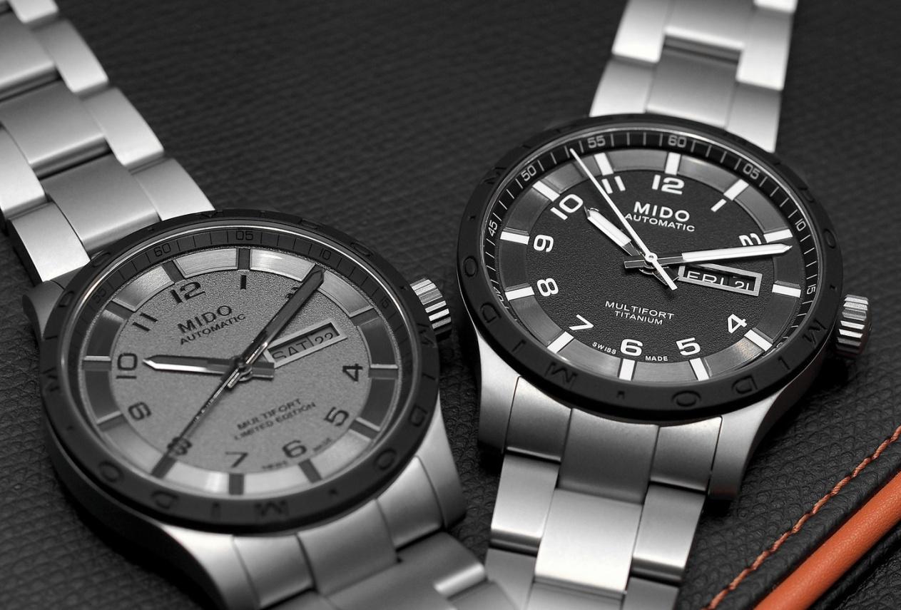 đồng hồ mido Multifort