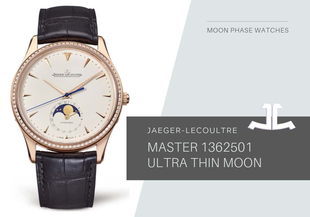 đồng hồ nam Jaeger-LeCoultre Ultra Thin Moon 1362501