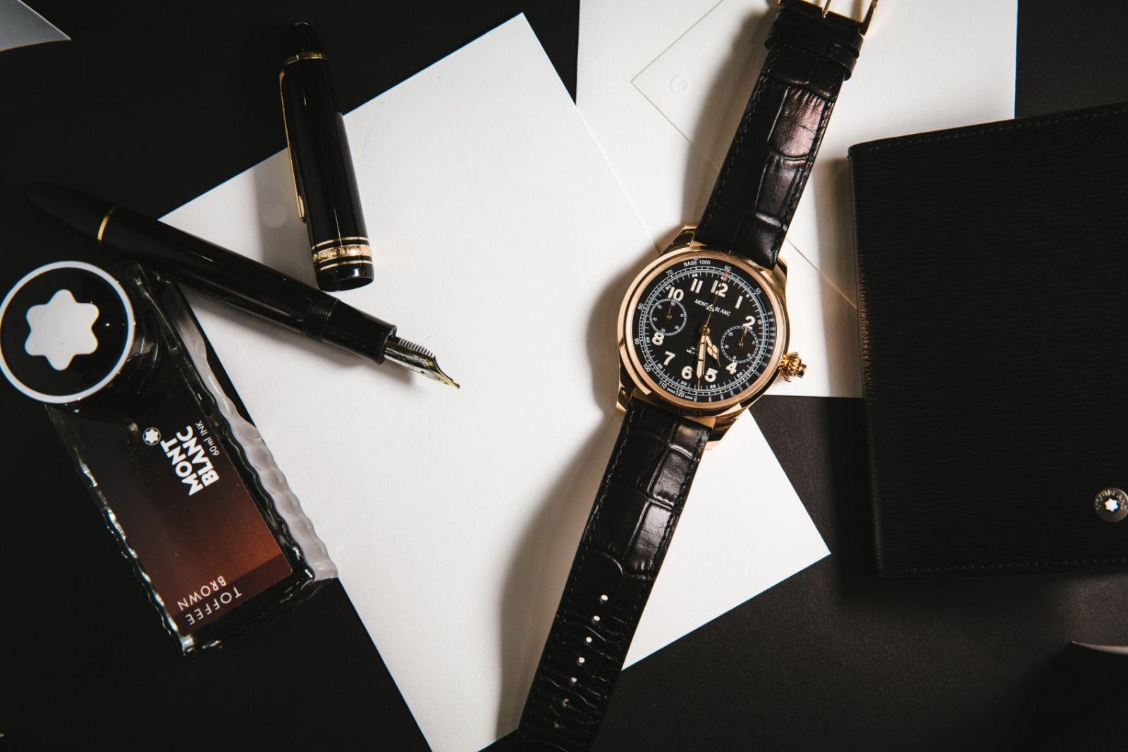 Lịch sử ngắn gọn về đồng hồ Montblanc