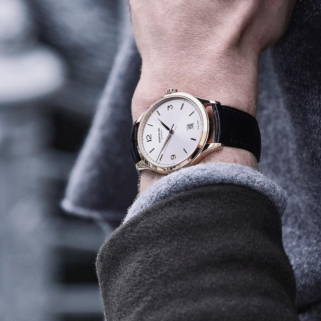 Đồng hồ Montblanc Heritage Chronométrie Automatic