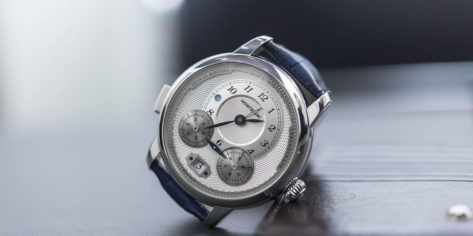 Đồng hồ Montblanc Star Legacy Nicholas Rieussec Chronograph