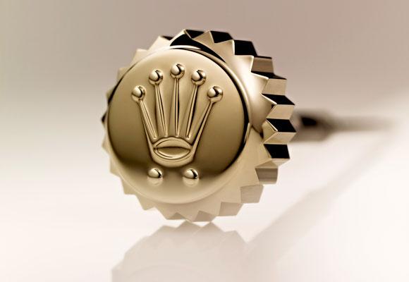 núm điều chỉnh đồng hồ Rolex