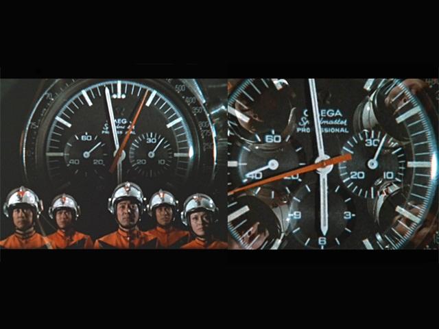 "đồng hồ Omega Speedmaster Speedy Tuesday 2 ""Ultraman"""