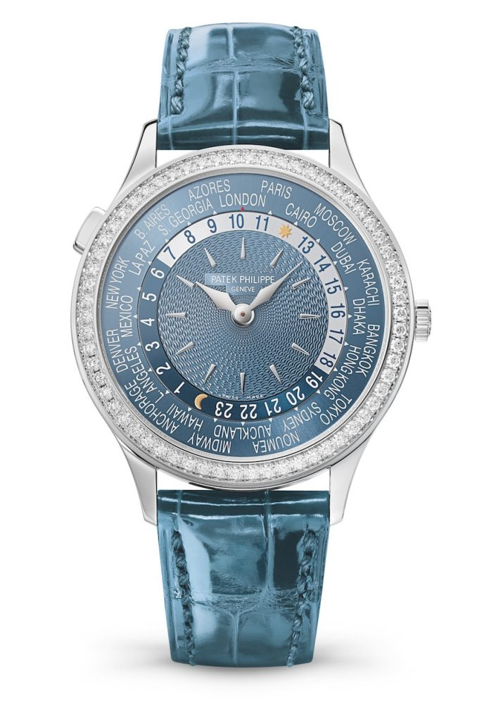 đồng hồ Ladies' World Time