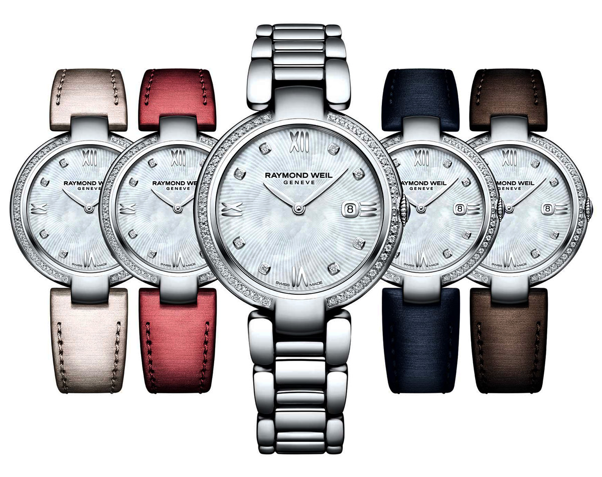 dong ho Raymond Weil Shine