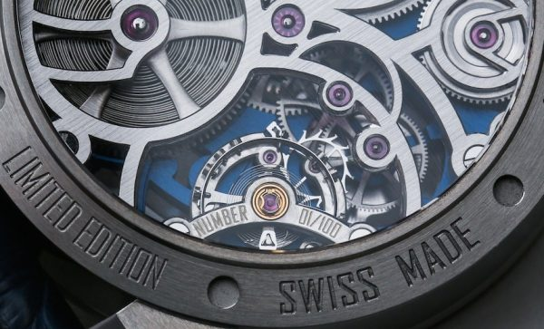Swiss made movement