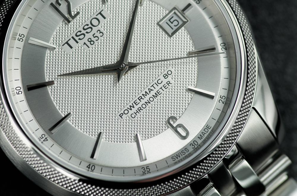mặt số đồng hồ Tissot Ballade Powermatic 80 COSC