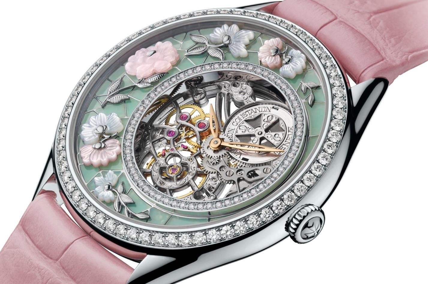 đồng hồ Vacheron Constantin Métiers d'Artux Ornements