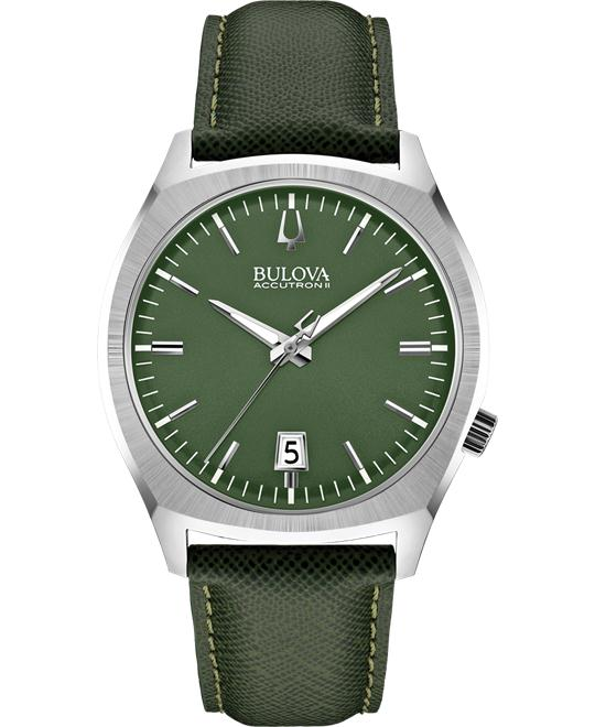 Bulova Accutron II Surveyor Unisex Watch 41mm