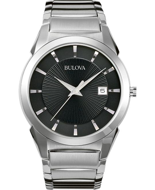 Bulova Classic Dress Watch 37.7mm