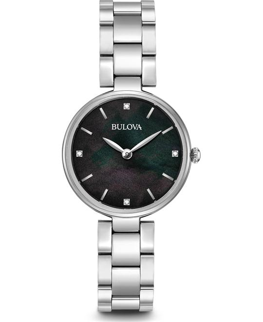 Bulova Diamond Watch 27mm