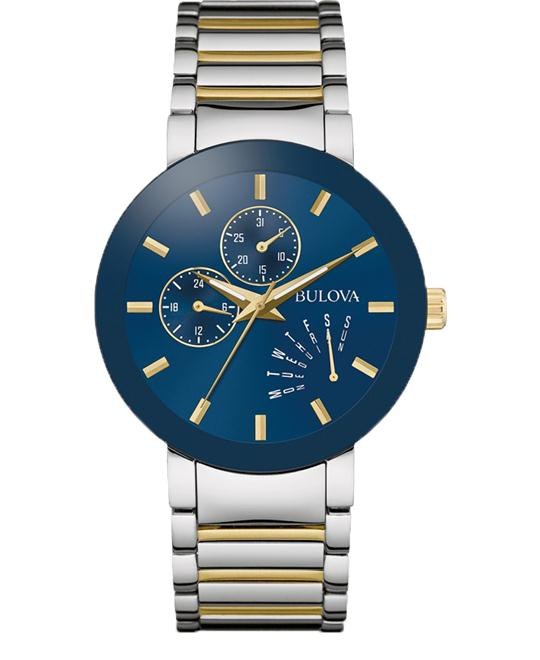 Bulova Modern Chronograph Watch 40mm