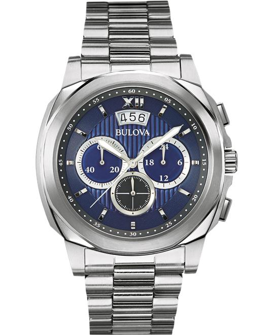 Bulova Chronograph Men's Watch 43mm