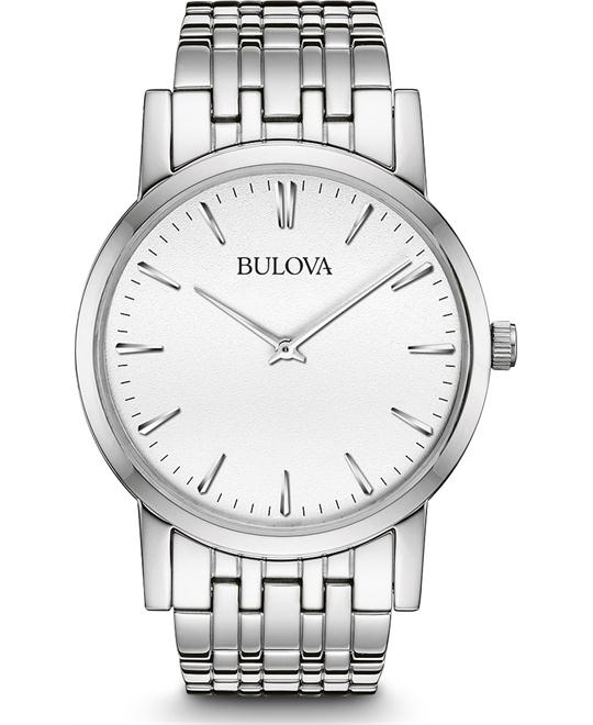 Bulova Classic Watch 38mm