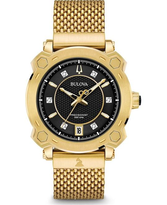 Bulova Precisionist Special Grammy Edition Watch 38mm