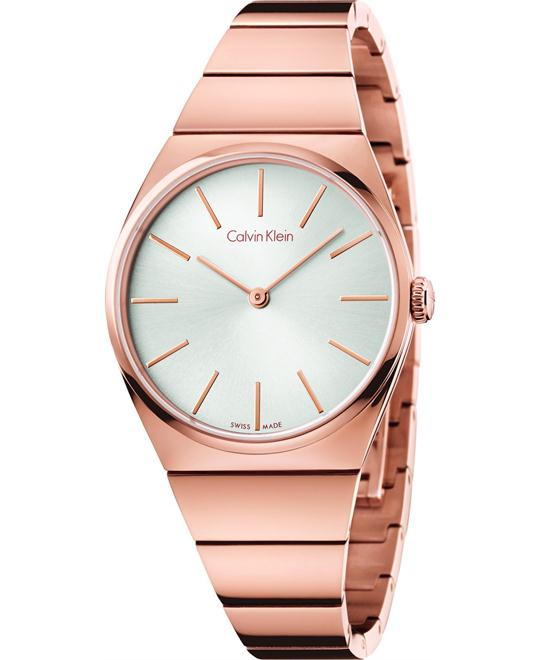 dong ho CALVIN KLEIN SUPREME LADIES´ WATCH 33MM
