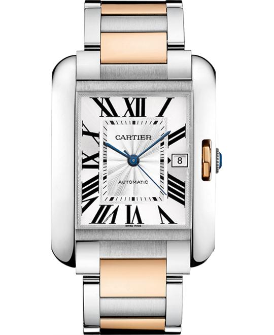 Cartier Tank W5310006 Watch 47 x 36.2