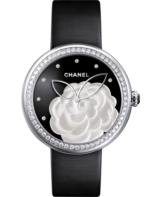Chanel Mademoiselle Privé H3096 Watch 37.5