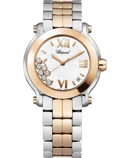 Chopard Happy Sport 278488-9001 Round  Watch 36mm