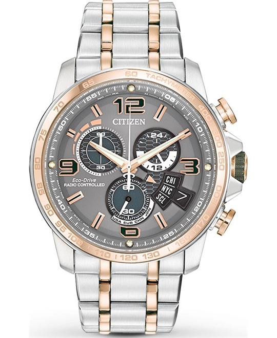 Citizen Chrono-Time Japanese A-T Watch 44mm