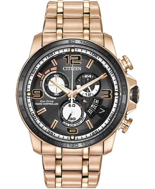 Citizen Chrono-Time A_T Japanese   Men's Watch 44mm