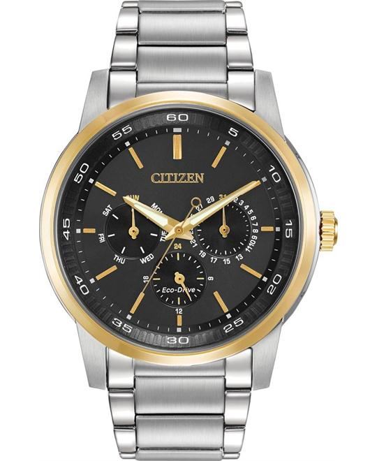 Citizen Corso Men's Display Japanese Watch 44mm