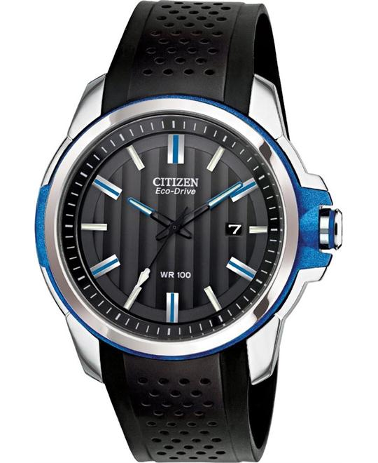 Citizen Drive AR Eco-Drive Black Men's Watch 45mm
