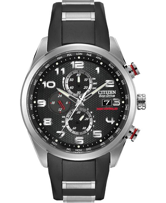 Citizen World Chronograph A-T Limited Edition Watch 43mm