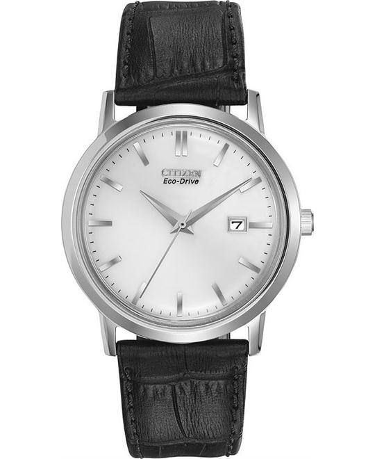 Citizen CORSO Eco-Drive Stainless Watch, 40mm
