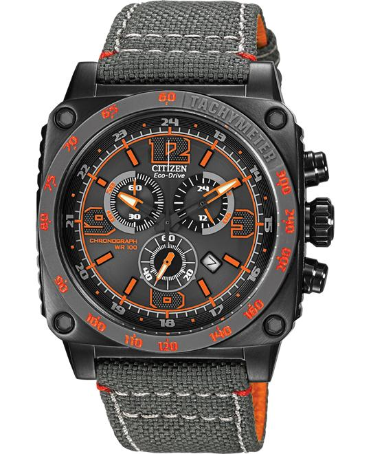 Citizen MFD - MULTI-FUNCTION Quartz Grey, 45mm